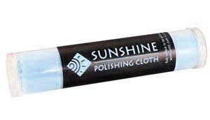 Blue Polishing Cloth Tubes
