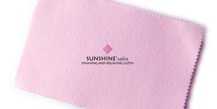 Pink Polishing Cloths